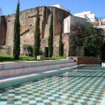 Balneario de Alange con origen romano